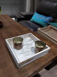 Gift Packing Wood Tray
