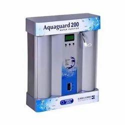 壁挂式Aquaguard 200净水器,水箱储存容量:5-10升