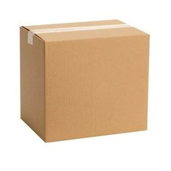 Plain Double Wall - 5 Ply Export Corrugated Carton Box for Pharmaceutical