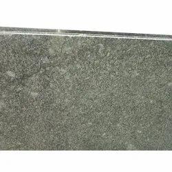 Glossy Steel Gray Granite Slab, Rectangular, Thickness: 16 To 18 Mm