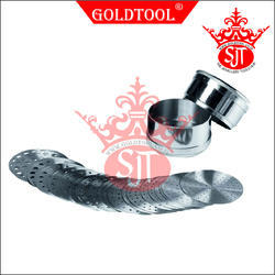 Gold Tool Diamond Sieves