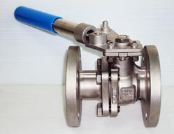 Spring Return Dead Man Type Ball Valve
