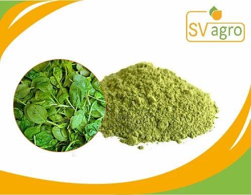 SV Agro Spray Dried Spinach Powder