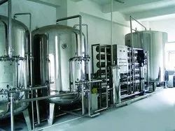Industrial RO Drinking Water Plant