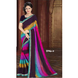 09 Ladies Fancy Saree