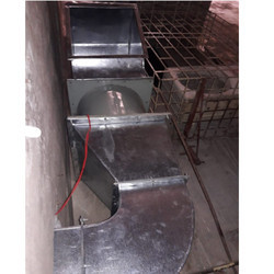 GI Exhaust Ducting System