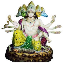 Hanuman Ji Fiber Statue