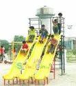 FRP Wave Slide YK-37