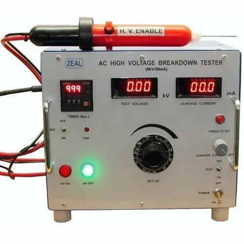 Electronics Testing Equipments Ac High Voltage Breakdown
