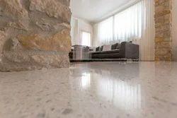 Concrete Terrazzo Floor