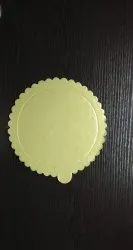 Round Cake Base Board With Tab