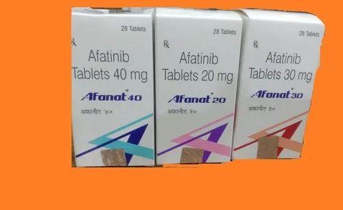 Afanat 20 Mg ( Afatinib 20 Mg - Natco)