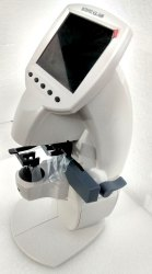 Digital Lensometer Optical Auto Lensmeter PD UV Printer