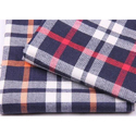 Both Cotton School Uniform Checks Fabric, Packaging Type: Plastic Bag