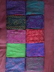 Cotton Fast Bandhani Saree