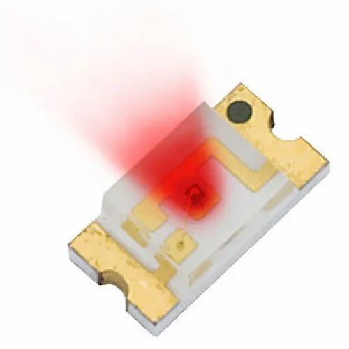 SMD LED 0603 Red / Green / Parrot Green / Yellow / Blue / Amber / Orange / White at Rs 0.25/piece | LED Chip | ID: 21218731888