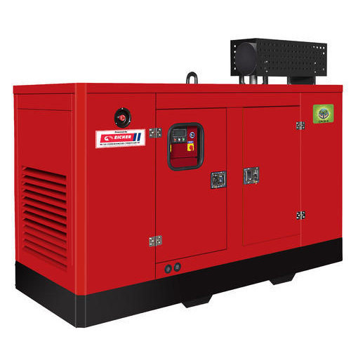82.5 KVA 82 Point 5 KVA Eicher Generator, 415, Rs 562000