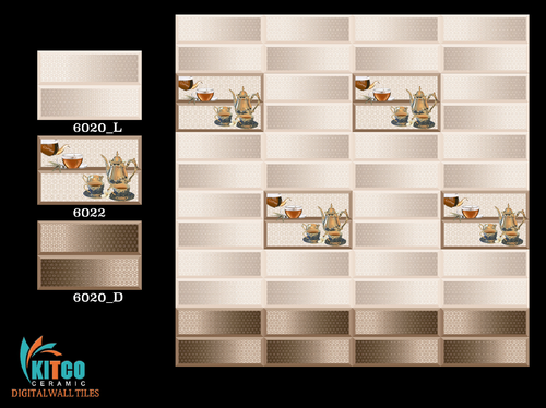 Kitchen Wall Tile   Kitchen Wall Design Ideas Tile Manufacturer From Morbi