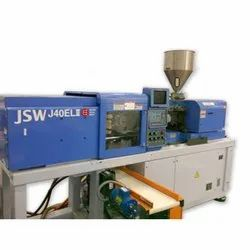 Used JSW J40EL Electric Injection Molding Machine