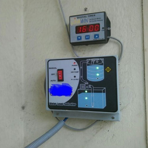 Digital Water Level Controller Automatic Water Level