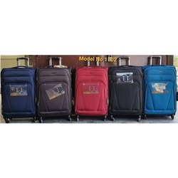 Fancy Trolley Suitcase, Number Of Wheel: 4