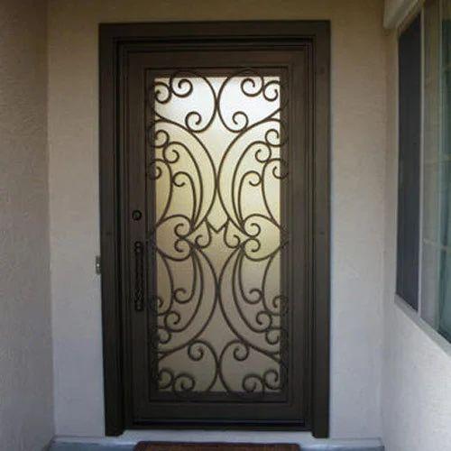 Designer Grill Doors & Designer Grill Doors at Rs 700 /square feet | Darwaze ?????? ...