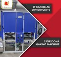 Fully Automatic Pattal Making Making Machine-Vertical