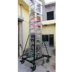 Industrial Extension Straight Tower Ladder