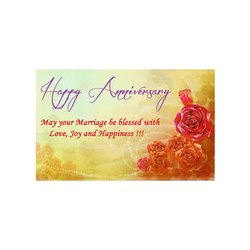 Paper Anniversary Card Printing Service, Location: India