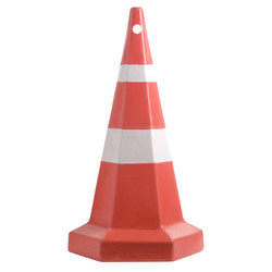 Hexagonal Traffic Cone