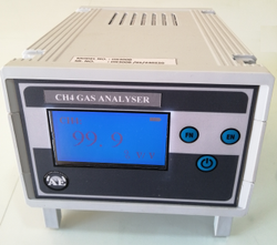 Methane Gas Analyzer