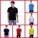 Alcis Frolic Polo 100% Polyester Sports T-shirts