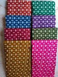 Cotton Block Printed Kurti Fabric, GSM: 50-100