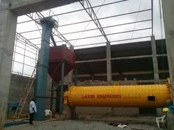 White Cement Grinding Plant