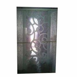 Transparent 5 To 7 Square Feet Decorative Window Glass