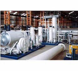 Automatic CO2 Gas Plant