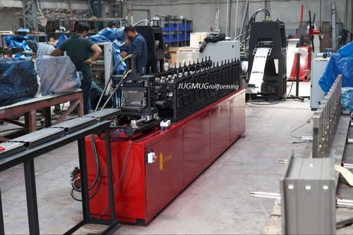 Damper Frame Roll Forming Machine