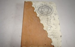 Leather Designer Handmade Writing Journal