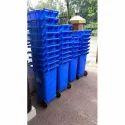120 Liters Dustbins