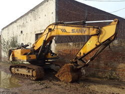 Used Spare Parts of Excavator Sany SY-205