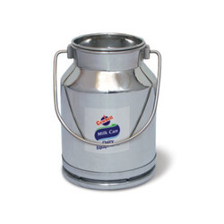 5 Ltr Stainless Steel Milk Can