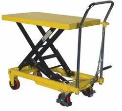 Hydraulic Lift, Capacity: 200-1000 Kg