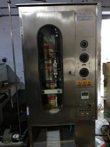 Filsilpek Oil Pouch Packing Machine