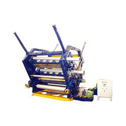 High Speed Double Profile Corrugation Machine
