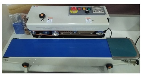 Band Sealer FR900A Mild Steel Horizontal