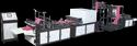 Fully Automatic Box Type Bag Making Machine Model HES-C700