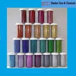 Polyester Plain Glitter Powder