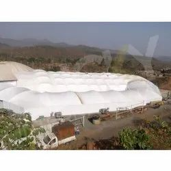 Coated Modular Tensile Structure