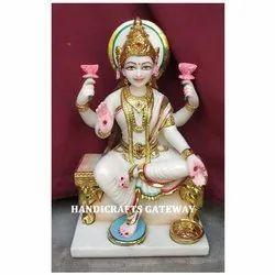 Exclusive Marble Laxmi Maa Murti