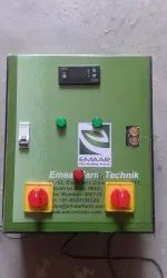Temperature Sensor Based Hydroponic PLC Control System